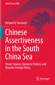 Chinese Assertiveness in the South China Sea - book cover