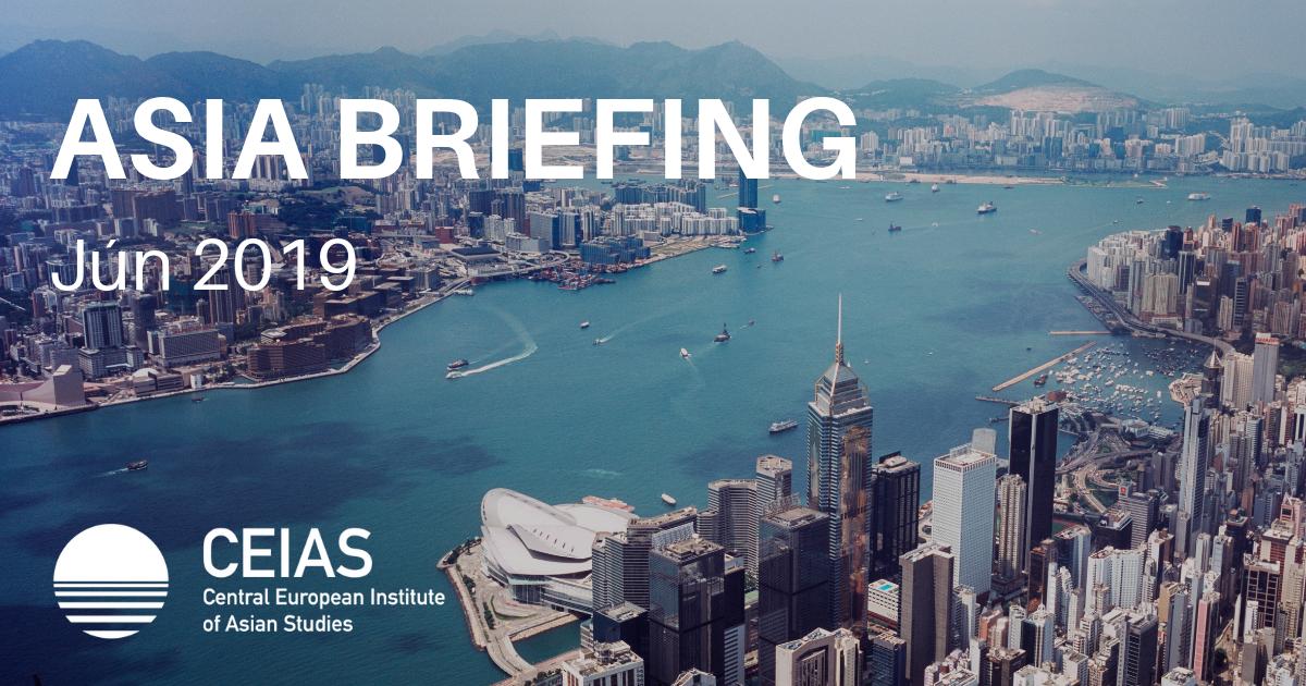 Asia Briefing - jún 2019