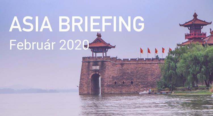 Asia Briefing februar 2020