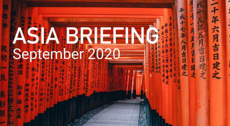 Asia Briefing September 2020
