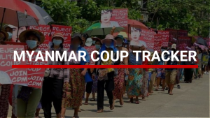 Myanmart Coup Tracker